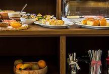 Greek breakfast / Our traditional Greek breakfast that gave the 2005 Best Greek Breakfast award!!