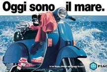 Publicités Vespa