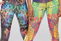 fitness apparel / by Patricia Navarrete