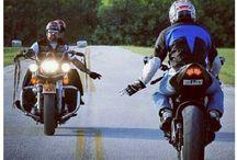 Motoros élet