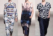 tribal / folksy dress-fashion