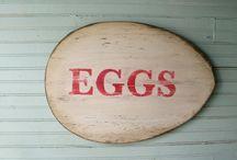Eggs / by Tori Martinez