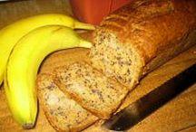 Leipäsiä ja muita leivonnaisia