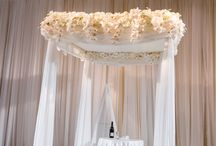Chuppahs / We have a variety of chuppahs for any style wedding.
