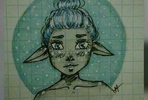 *my drawings*