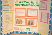 Science Fair Display examples