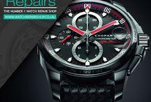 Chopard watch / Watch Repair Shop provides Chopard watch repair and servicing