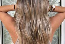 Blonde Hairss