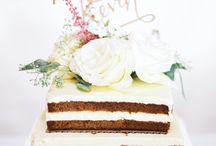 Cakes + Sweet Treats - Party Desserts - Yennygrams Inspiration