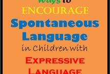 Expressive Language/Speaking