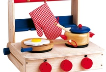 Toy cooker
