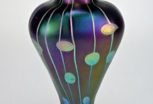 Kralik Art Glass / Wilhelm Kralik Sohn Art Glass / by Tom Michael