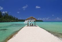 New Caledonia / Some great travel pins of New Caledonia.