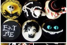 Tim Burton Themed Birthday Party / Birthday party plans for my soon to be 16 yr old daughter (biggest Tim Burton Fan Ever)