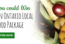 Local Food Week / A celebration of Local Food Week in Ontario  held he first week of June each year.