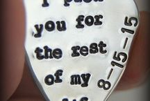 To My Groom.... / idea's for gifts to give to your groom on wedding day