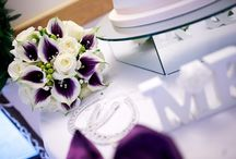 Cala lily wedding bouquet