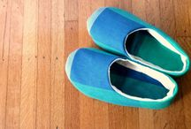 Shoes & slippers | sewing patterns