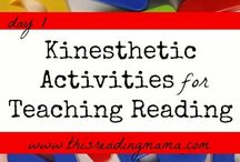 30 Days of Reading Activities / In honor of Get Caught Reading month, we are pinning early learning reading activities for the entire month of May! / by Waterford Early Learning