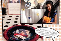 Pop Art Party / Cormac's 5th Birthday Pop Art Balloon Party