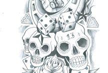 Tattoo & Drawings