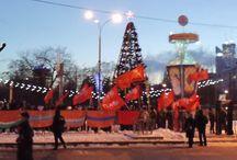 Митинг в честь 92-ой годовщины создания СССР / http://octbol.wordpress.com/ Октябрь-большевики