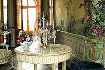 salon rooms