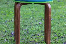 ecofriendly design / upcycling furniture design