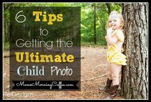 "Photography / The best compilation of tips and helps to encourage ""us moms"" as we catch special moments of those we love!"