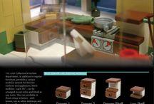 Lego Interior