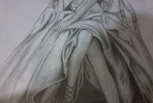 çizimlerim / Çizdiğim resimler burada