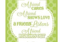 Friends are EVERYTHING!