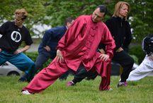 """Qi Gong / """"Lavoro sul Qi (energia)"""". Disciplina psicofisica per l'equilibrio energetico, il benessere e lo sviluppo della coscienza."""