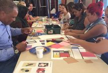CoTA Parent Class Projects / Parent classes are a great way for parents to get involved in their child's education!