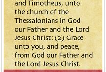 2nd Epistle to the Thessalonians