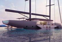Yacht projekt