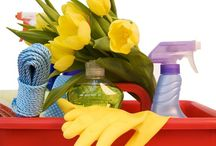 Spring Cleaning Challenge / Need a plan to Spring Clean ?  Like our Pinterest board and start the Spring Cleaning Challenge to scrub and organize your house from top to bottom