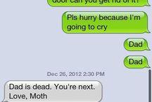 "Funny ""Texts"" / Funny stuff"