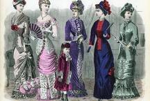 Historical: Fashion 1880's