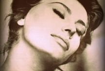 Sophia Loren / Taking style inspiration from the eternally beautiful Sophia Loren
