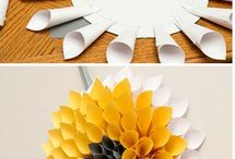 Papier decoration