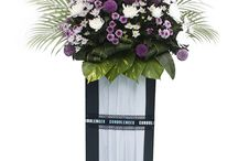Condolences Flowers / Funeral Flowers are a nice tribute to express your love for a passed friend or family member. Kindly review our range of funeral flowers, memorial flowers, cemetery flowers, or other types of sympathy flowers and arrangements.  http://simplyhamper.com/product-category/flowers/condolences-wreath/