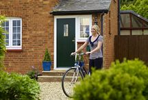 Front Doors / Our collection of stylish front doors, from high performance twin rebate doors through to the latest uPVC doors. Great way to find inspiration for your replacement front door