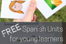 Pre-K & Kinder Spanish Collaborative Board / A Pre-K & Kinder Spanish collaborative board. Want to join this board? Follow me. Then send me an email with your Pinterest url at spanishprep@gmail.com *Limit yourself to three freebie/paid products per day!*