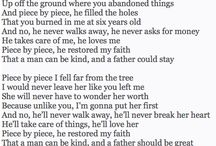 favorite quotes/songs