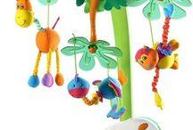 Crib Toys & Attachments
