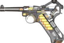 Pistolen und Handfeuerwaffen