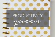 Productivity | Positive Tips & Ideas / Productivity | Positive Tips & Ideas How to be more productive and have a balanced lifestyle. http://www.happygrace.com/