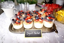 Bridesmaid Brunch ideas / by Donna Priester