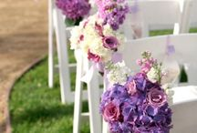 Purple Themed Wedding Inspiration
